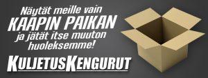 Muuttopalvelu Helsinki - Kenguruiden motto